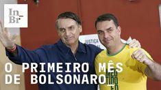 O escândalo dramático e sombrio que afoga o governo Bolsonaro Jean Wyllys, Glenn Greenwald, The Intercept, Bozo, Youtube, Drown, Journaling, Brazil, Youtubers