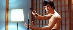 """Nunchaku from """"Enter the Dragon,"""" """"Game of Death,"""" """"The ..."""