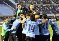 Sin Cebolla sin Suarez sin Cavani sin Arévalo. Pero la garra charrúa siempre está. Merecidísima victoria uruguaya.
