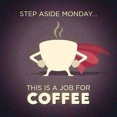 https://www.anforadearomas.pt/ - Passar bem a Segunda-feira: Só mesmo com café!
