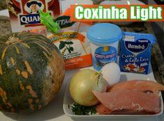 Manias de Pimenta: Receita: Coxinha Light
