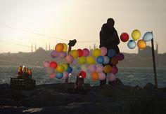 Balloons by Banu  Senel, via 500px :)))