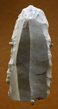 Solutrean - the peak of stone tools workmanship