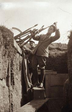 Foto de la I Guerra Mundial #Historia