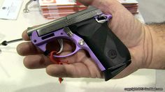 taurus pt22 | Taurus PT22 Poly with lavender frame.