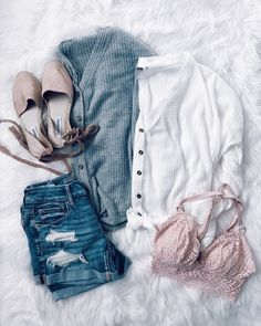 IG - @sunsetsandstilettos - #casual #outfit #inspiration