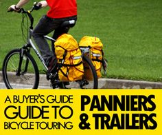 Your Complete Bicycle Touring Gear Checklist