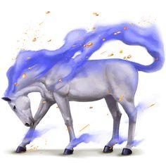 Skeiron, Větrný kůň Skeiron #14436971 - Howrse