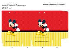 bandeirolas para imprimir casa do mickey - Pesquisa Google