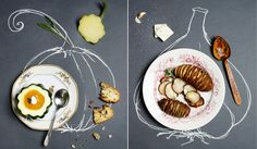 awesome food styling