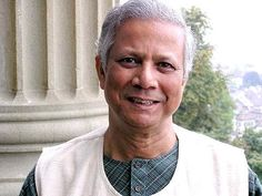 Muhammad Yunus, empowered millions of people by founding the Grameen Bank