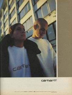 Carhartt ini-D ISSUE 171 'OUTRAGE' DECEMBER 1997 Estilo Hip Hop, M Photos, Brown Aesthetic, Old Ads, Retro Futurism, Hot Outfits, Photo Dump, Poster Layout, My Vibe