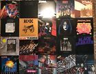 20 Record Lot Metal 80s Rock Judas Priest Kiss ACDC Led Zeppelin Black Sabbath