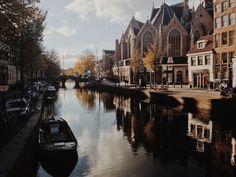 Amsterdam, the Netherlands. By Matheus Carvalho