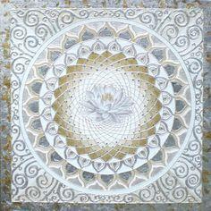 Silver Lotus by Maria Ng