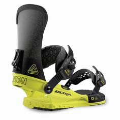 Progressive contact in a high-performance binding. The Union Ultra Binding is a flagship model and team favourite, the Ultra showcases the full arsenal of Union technology. Snowboard Bindings, Snowboarding, Arsenal, Baby Car Seats, The Incredibles, Snow Board, Infant Car Seats, Snowboards