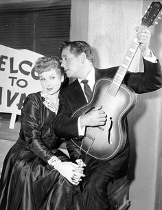 This page is dedicated to hollywood's most lovable and famous couple, Lucille Ball & Desi Arnaz. To...
