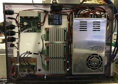 GRBL CNC control box – YR-CNC Arduino