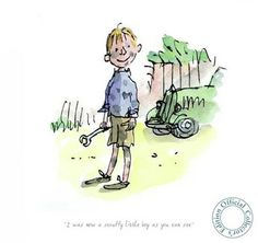 anita jeram illustrations | Danny, champion of the world by Quentin Blake