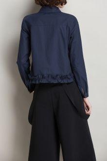 Ruffles Long Sleeve Shirt