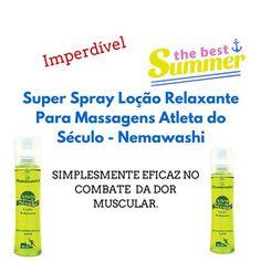 ATLETA DO SÉCULO spray com cânfora,salicilato de metila e mentol,Alivio imediato da dor http://www.geraldosouzamagazine.com.br/ofertas/atletadoseculospray.html