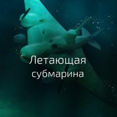 Проект советской летающей подводной лодки