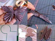 Farfalle di carta...