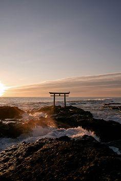 Oarai Isosaki Shrine, Japan