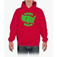 Going Green Hoodie