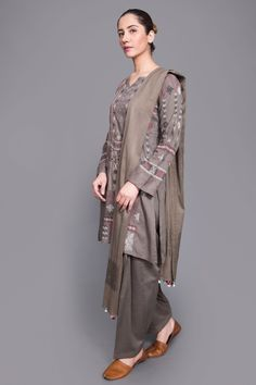 353a9ccea7cbc Elegant grey 3 piece ready to wear dress by Generation women  2019#springcollection #spring