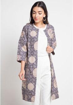 Amira Blazer 3 from bhatara batik in multi 1 Batik Blazer 5a4e853bf2