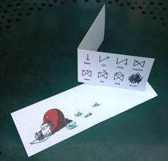 Wer immer noch auf der Suche nach etwas Schönem für die Lieben ist: hier kommt die Skizzenblog-Weihnachtskarte. Klappkarte, DIN A6 (10,6 cm x 14,8 cm) 300g Recyclingpapier, mit Umschlag  5 Stck 10,- € 10 Stck 18,- € zzgl 2,50€ Versandkosten  Bei Interesse bitte ich um eine kurze E-mail an mich.    Vorderseite und Innenseite links bedruckt, ansonsten viel Weißraum zum Weihnachtsgrü ...
