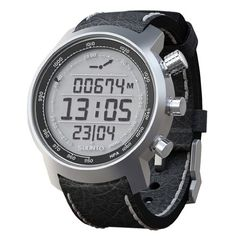 e962dda4b57 Suunto Elementum Terra Sports Watch Black Leather Suunto Elementum Terra  combines decades of outdoors experience with a lifetime in precision  craftsmanship