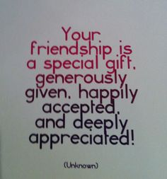 thanks to all my friends for being you!