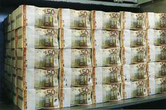 1 million Euros x 50eu NOTES
