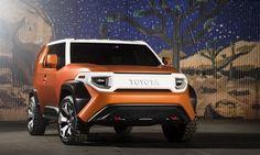 Toyota TJ Cruiser: Βάπτιση για το ιαπωνικό crossover