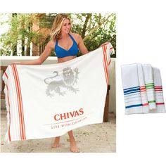 Turkish Coast Fringed Beach Towel (TM)