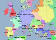 El pequeño país de Lituania ocupa hoy solo el 0,64% del territorio de Europa. Durante el periodo soviético, ni siquiera existió como país independiente. A fines del siglo XIV, sin embargo, era la nación más grande de Europa.