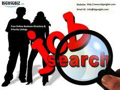 #Bigwigbiz- #best #job #portal. #findjob, #postajob #jobagencies #jobvacancies.