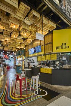 PasarBella (Singapore, Singapore), Asia Restaurant | Restaurant & Bar Design Awards