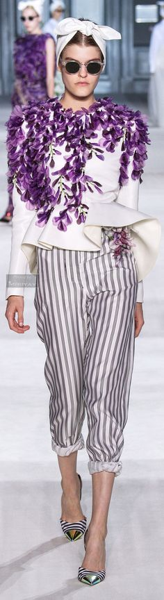 Giambattista Valli Haute Couture Fall/Winter 2014-2015