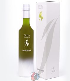 #packaging #oil Aceite de oliva virgen extra ecológico Oro del Desierto - Cosecha Temprana
