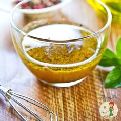 Supercharge your salads with these nutrient-packed salad dressing recipes!  Bon Apetit!