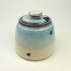 Image of Ladybird Sugar Pot