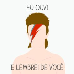 #homenagem Marquem aqui seus amigos que curtem David Bowie.  #davidbowie #rip #restinpeace #bowies #music #lembreidevoce #projetocolaborativo #designgrafico #midiassociais #socialmedia #graphicdesign