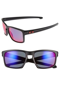 2d96ee4d1f Oakley  Silver  57mm Polarized Sunglasses Oakley Sliver