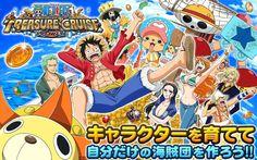 Bandai Namco ha messo a disposizione su App Store e su Google Play il videogiocoOne Piece: Treasure Cruise - http://c4comic.it/2015/02/13/one-piece-treasure-cruise-su-smartphone/