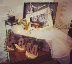 チュール一枚あるだけで、使い道はさまざま♡ふわふわチュールで作りたいウェディング小物8選♡ | marry[マリー] Space Wedding, Wedding Table, Diy Wedding, Rustic Wedding, Wedding Reception, Wedding Flowers, Wedding Images, Wedding Designs, Wedding Welcome Board