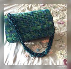 Kanvas çanta Crochet Purses, Plastic Canvas Patterns, Purses And Bags, Creative, Handmade, Crafts, Diy, Decor, Tela