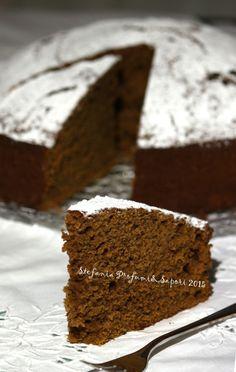 Torta di zucca e cioccolato